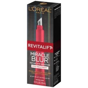 L'Oreal- Revitalift Miracle Blur Eye  Smoother